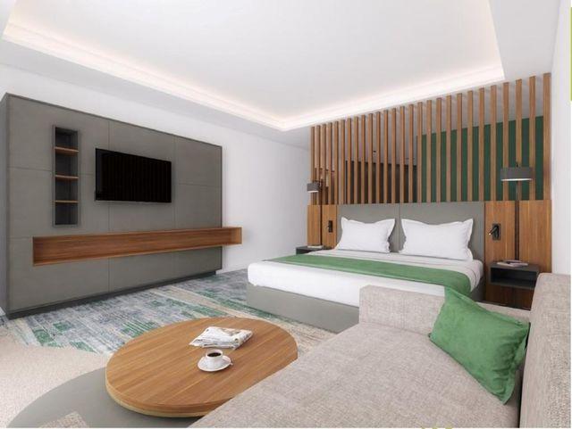 Miramar Deluxe - DBL room